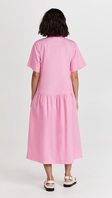 SWF Utilitarian Midi Dress