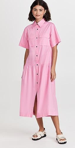 SWF - Utilitarian Midi Dress