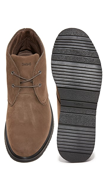 SWIMS Barry Classic Chukka Boots