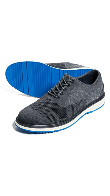 SWIMS Barry Knit Oxford Shoes