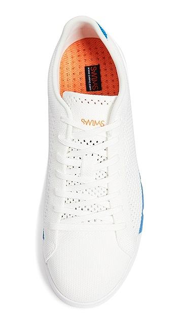 SWIMS Breeze Knit Tennis Sneakers
