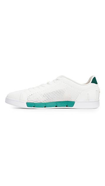 SWIMS Breeze Knit Tennis Sneakers