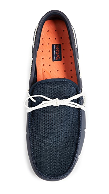 SWIMS Braided Loafers