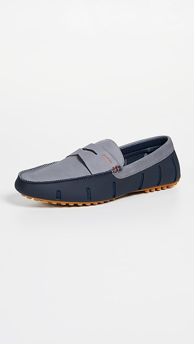 SWIMS Penny Luxe Loafer Drivers | EAST DANE