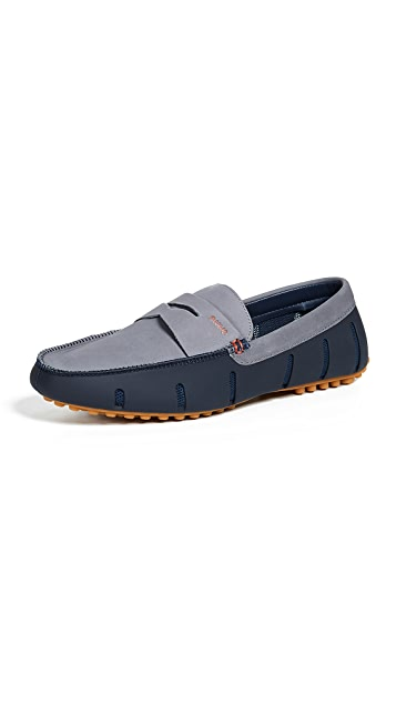 SWIMS Penny Luxe Loafer Drivers