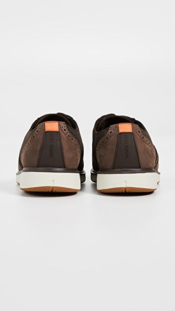 SWIMS Motion Wingtip Oxfords