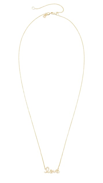 Sydney Evan Small Love Necklace