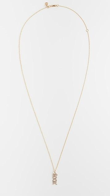Sydney Evan 100% Charm Necklace