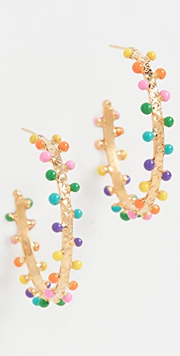 Sylvia Toledano - Hoop Earrings
