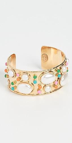 Sylvia Toledano - Pearl Cuff Bracelet