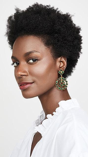 Sylvia Toledano Flower Candies Earrings