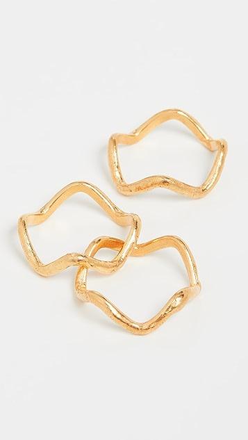 Sylvia Toledano Flow Rings