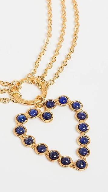Sylvia Toledano Love Necklace