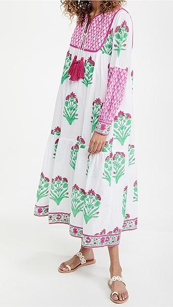 SZ Blockprints Jodhpur Dress