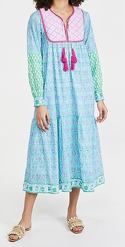SZ Blockprints - Jodhpur Dress