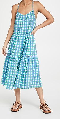 SZ Blockprints - Tier Dress