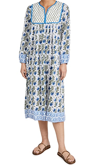 SZ Blockprints Kitty Dress