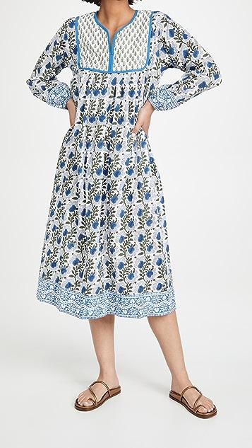 SZ Blockprints Kitty Dress