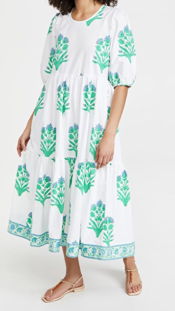 SZ Blockprints Gaia Dress