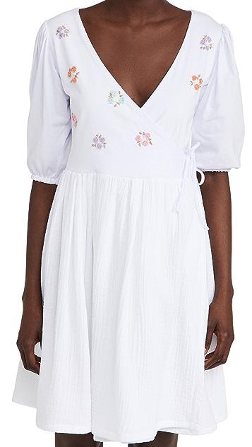 Tach Clothing Felicitas Wrap Dress