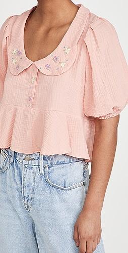Tach Clothing - Larina Top
