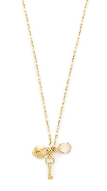 Tai Charm Pendant Necklace