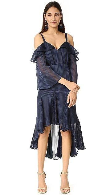 La Maison Talulah Midnight Allure Dress