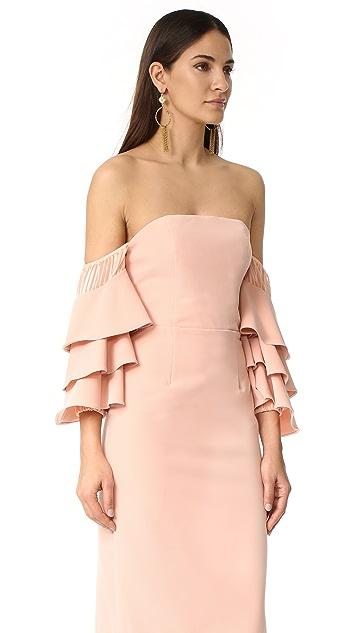 Talulah Sunny Ruffle Dress