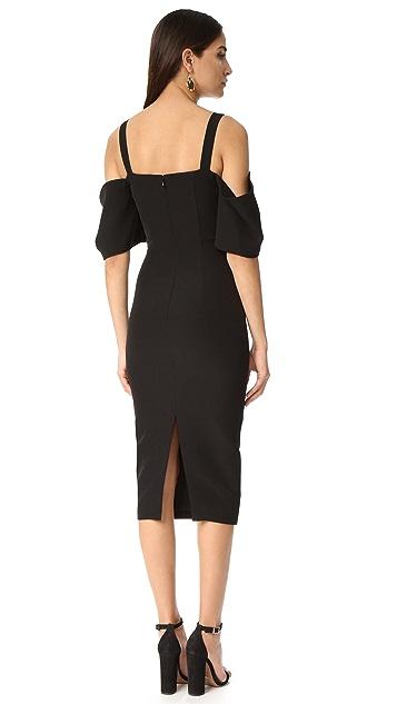 Talulah Lace Me Midi Dress