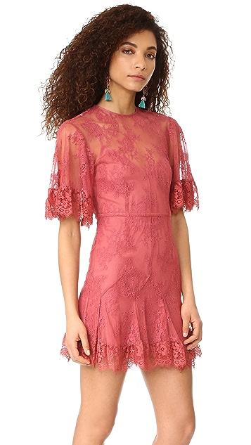 La Maison Talulah Blind Love Mini Dress