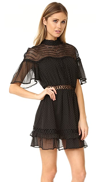 La Maison Talulah Stary Night Mini Dress
