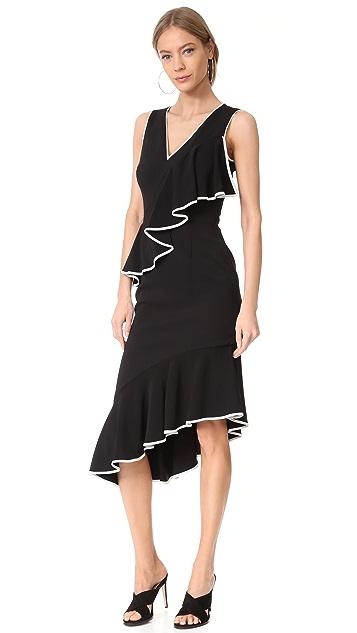 La Maison Talulah Thinking Out Loud Midi Dress