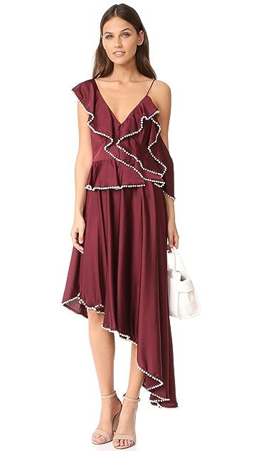 Talulah Orlando Asymmetrical Dress
