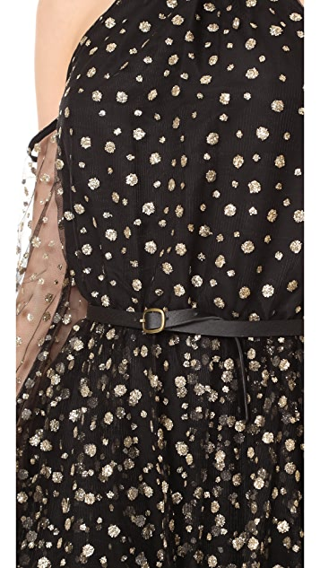 La Maison Talulah Combinations Maxi Dress