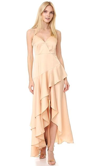 La Maison Talulah Secret Intact Ruffle Dress