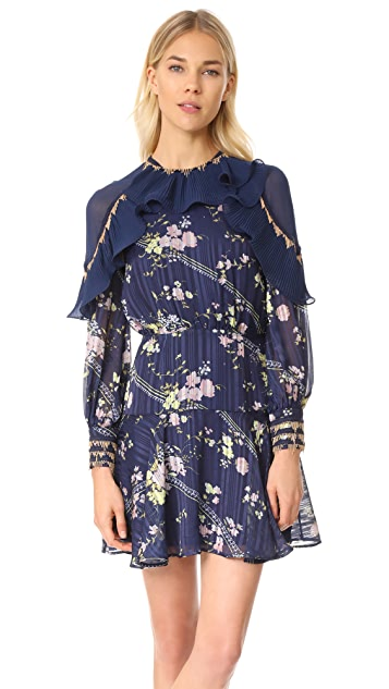 La Maison Talulah Coco Long Sleeve Dress