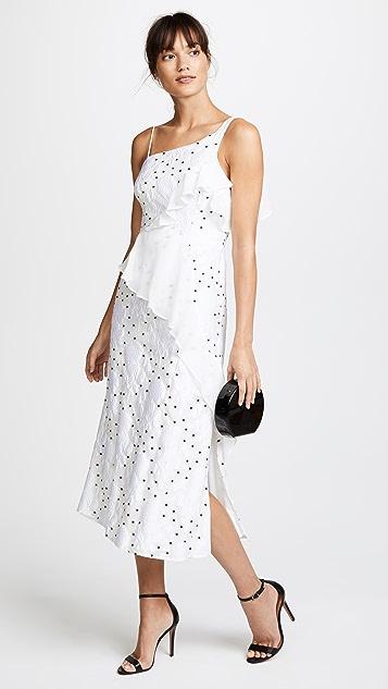 La Maison Talulah Associates Midi Dress