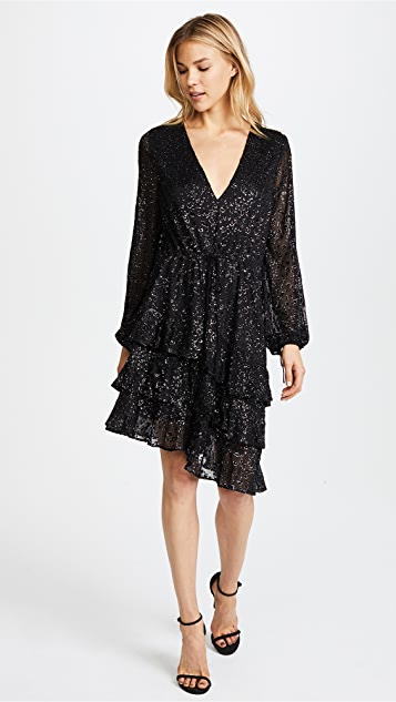 La Maison Talulah Emergence Flare Mini Dress