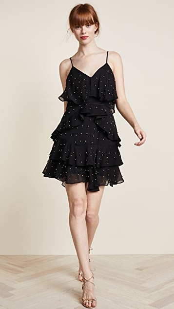 Talulah Queen of the Night Mini Dress
