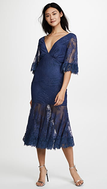 La Maison Talulah Transpire Lace Maxi Dress