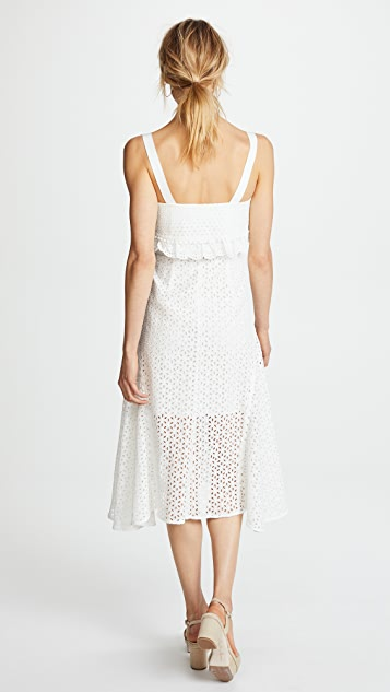 La Maison Talulah Rapture Midi Dress