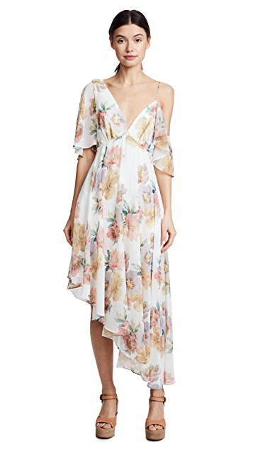 La Maison Talulah Darcy Midi Dress