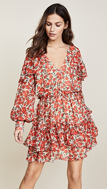 Talulah Margarita Floral Mini Dress
