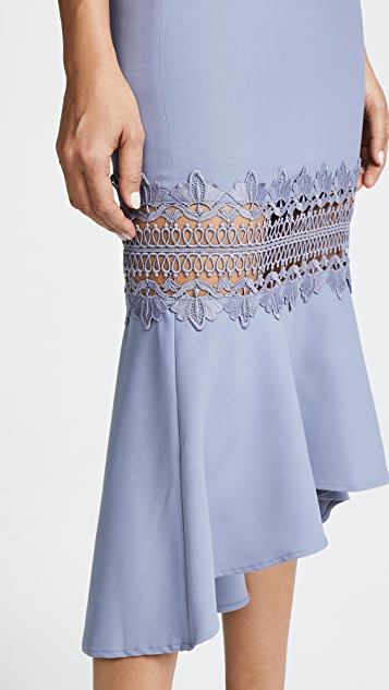 La Maison Talulah Heavenly Midi Dress