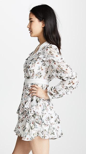 La Maison Talulah Reminisce Mini Dress
