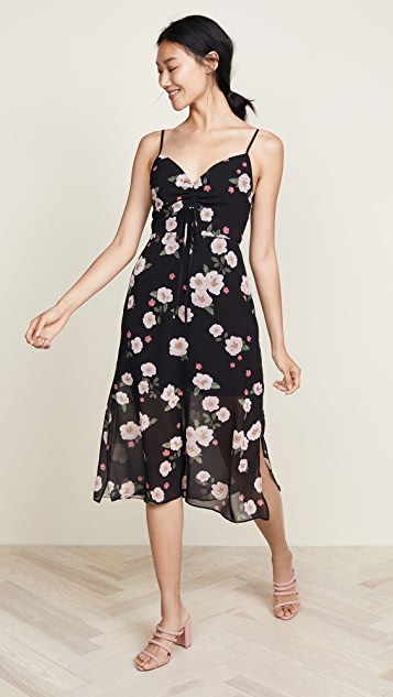 La Maison Talulah Heaven Sent Midi Dress
