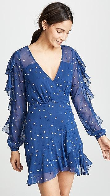 La Maison Talulah Dalliance Mini Dress