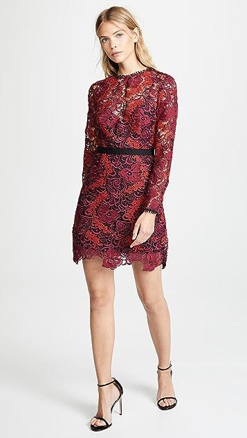 La Maison Talulah Passion Mini Dress