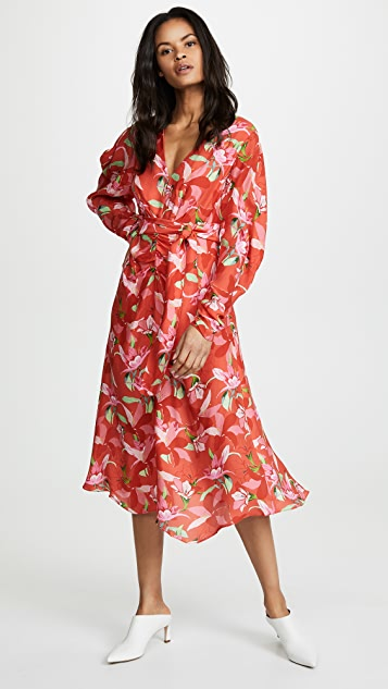 a21001c125 La Maison Talulah Daiquiri Midi Dress | SHOPBOP
