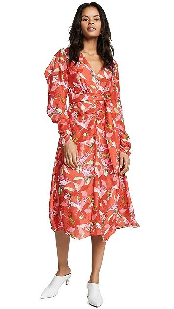 La Maison Talulah Daiquiri Midi Dress